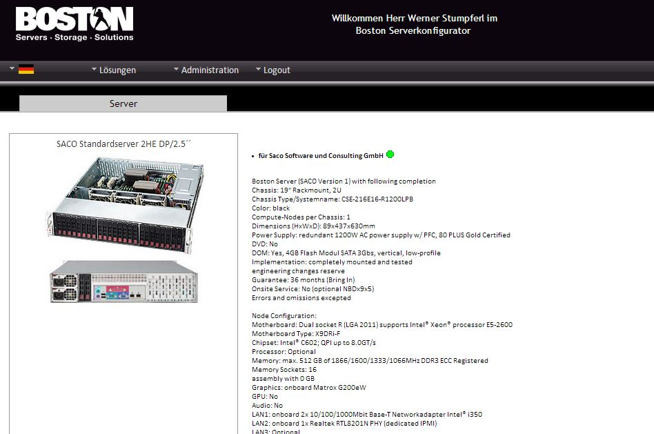 SAP Konfigurator